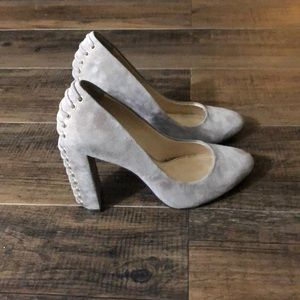 Vince Camuto Dallan Taupe Heels